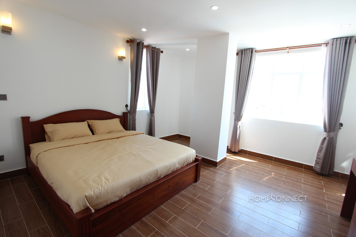Clean and Modern Apartment in the Russian Market Area   Phnom Penh Real Estate