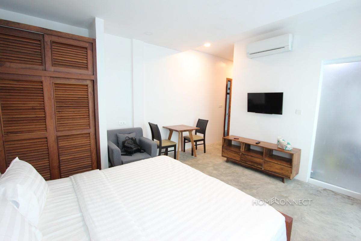 Studio Apartment in the Heart of BKK3   Phnom Penh Real Estate