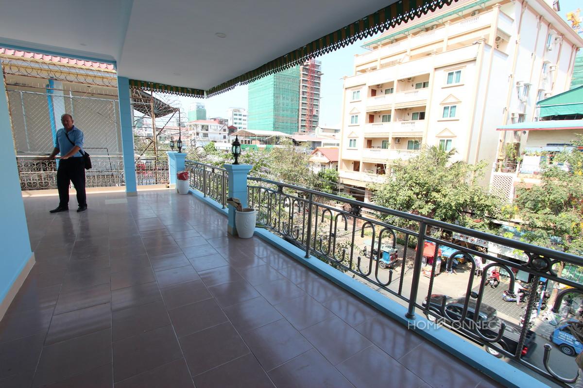Renovated 2 Bedroom Apartment in BKK1 | Phnom Penh Real Estate