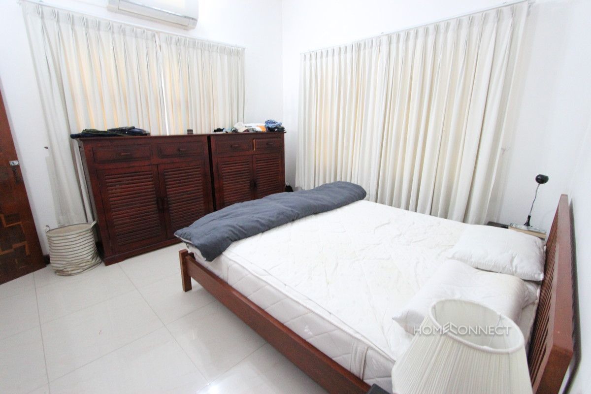 Large Western Style 6 Bedroom Villa For Rent Near Aeon Mall | Phnom Penh Real Estate