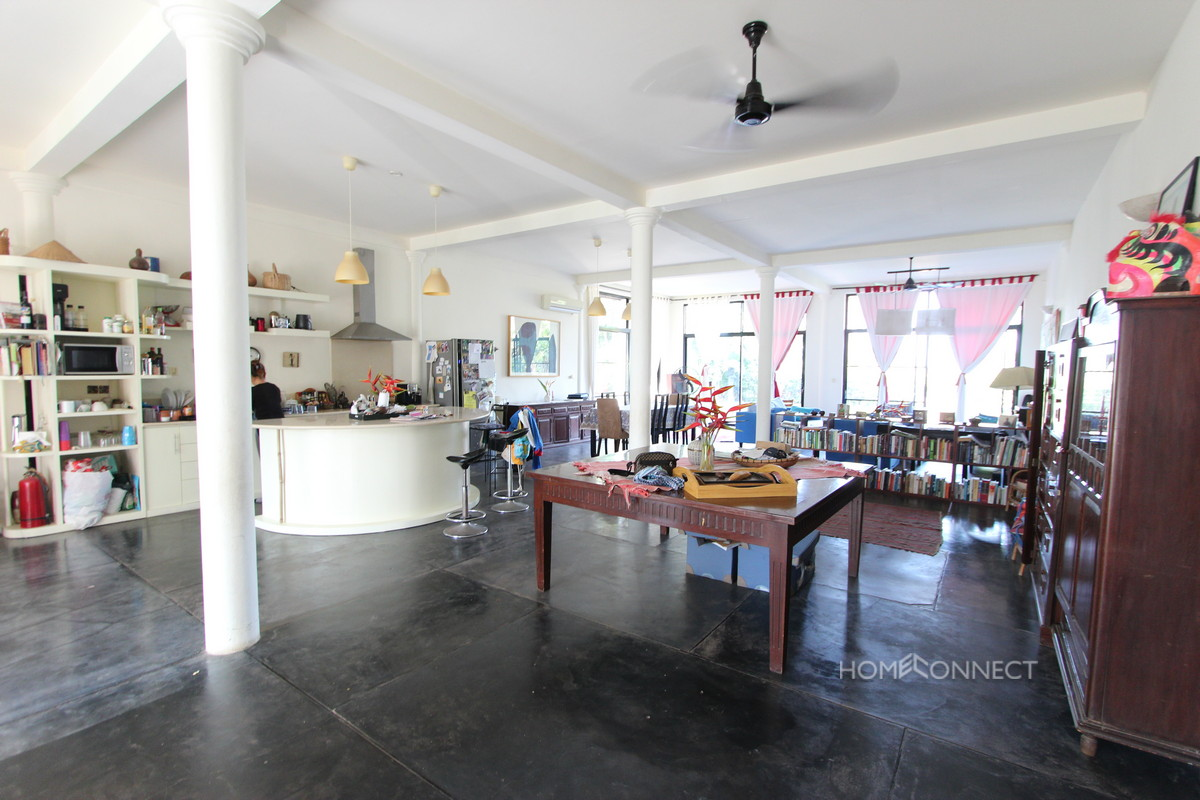 Magnificent 4 Bedroom Property For Rent in Areyksat | Phnom Penh Real Estate