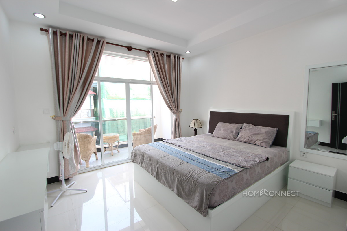 Modern 1 Bedroom Apartment For Rent In BKK2 | Phnom Penh Real Estate