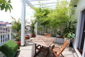 Colonial 2 Bedroom Apartment Near Riverside For Rent | Phnom Penh Real Estate