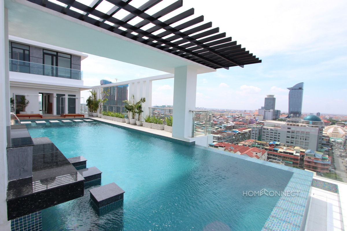Modern 1 Bedroom Apartment Near Central Market | Phnom Penh Real Estate