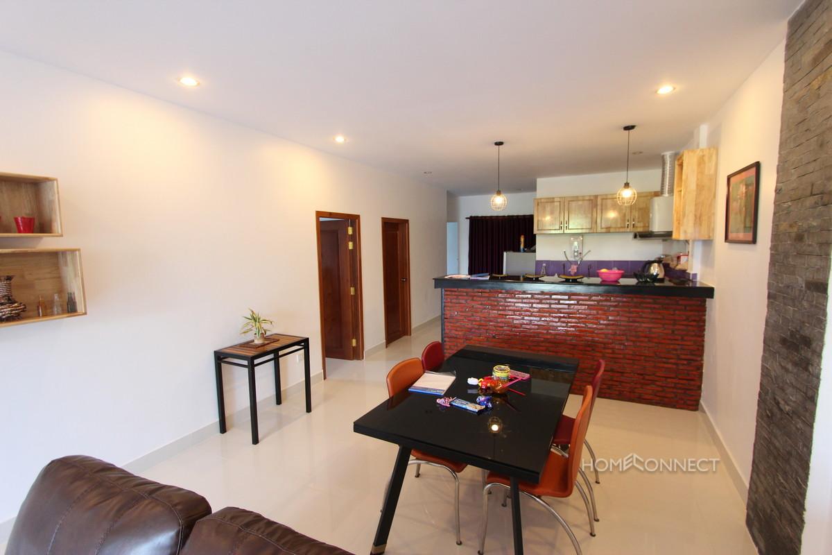 Private Terrace 3 Bedroom Apartment Near Aeon Mall   Phnom Penh Real Estate