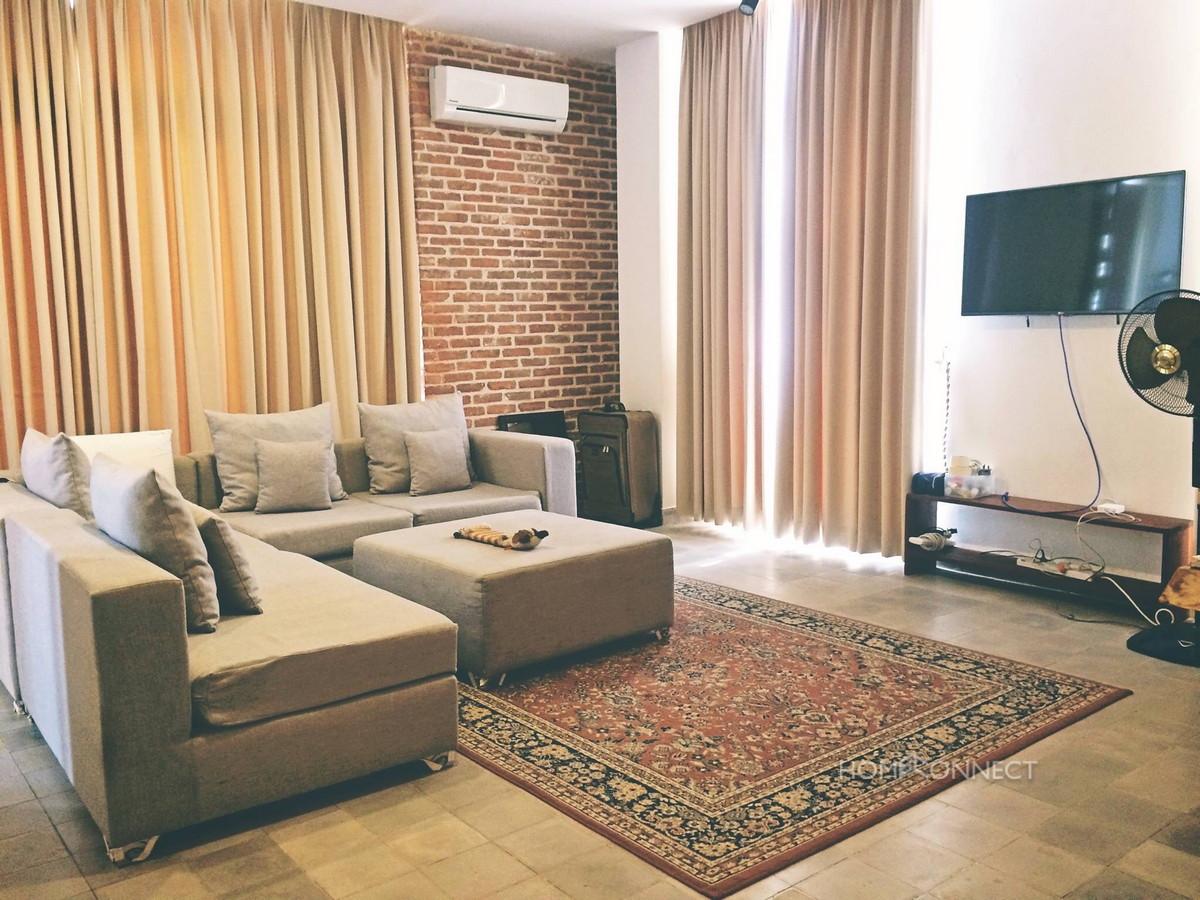 Modern and Secure 1 Bedroom Apartment in BKK1   Phnom Penh Real Estate