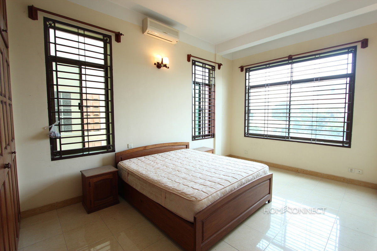 Large 2 Bedroom Apartment For Rent Near Aeon Mall | Phnom Penh Real Estate