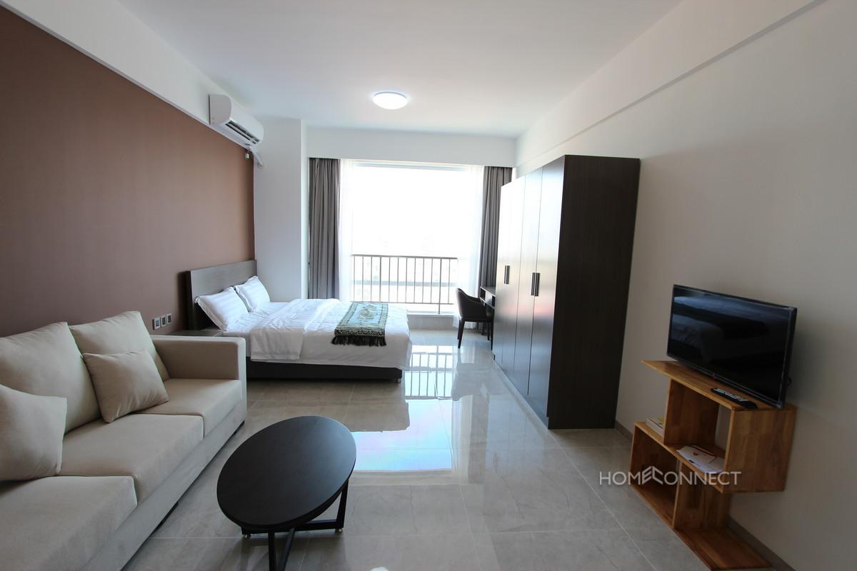 Studio Apartment in the Heart of Phnom Penh Real Estate