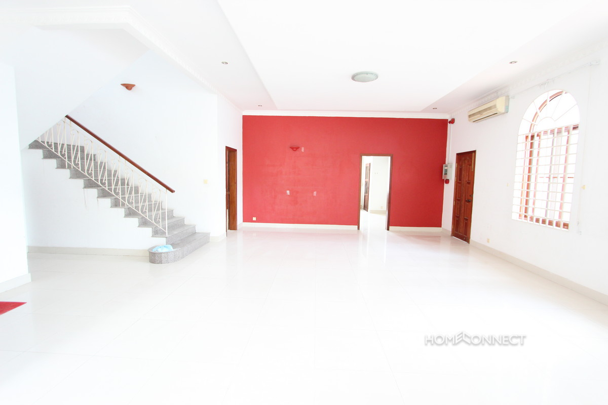 Large 5 Bedroom Family Villa with Pool in Toul Kork | Phnom Penh Real Estate