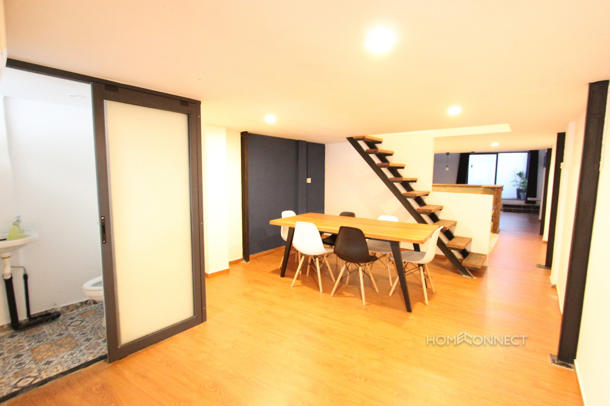 Modern Newly Renovated Apartment Near the Independence Monument | Phnom Penh Real Estate