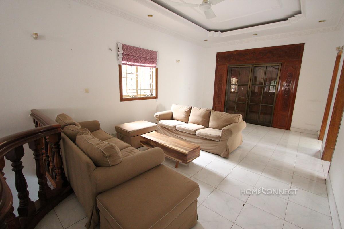 Secure 5 Bedroom Family Villa in BKK1 | Phnom Penh Real Estate
