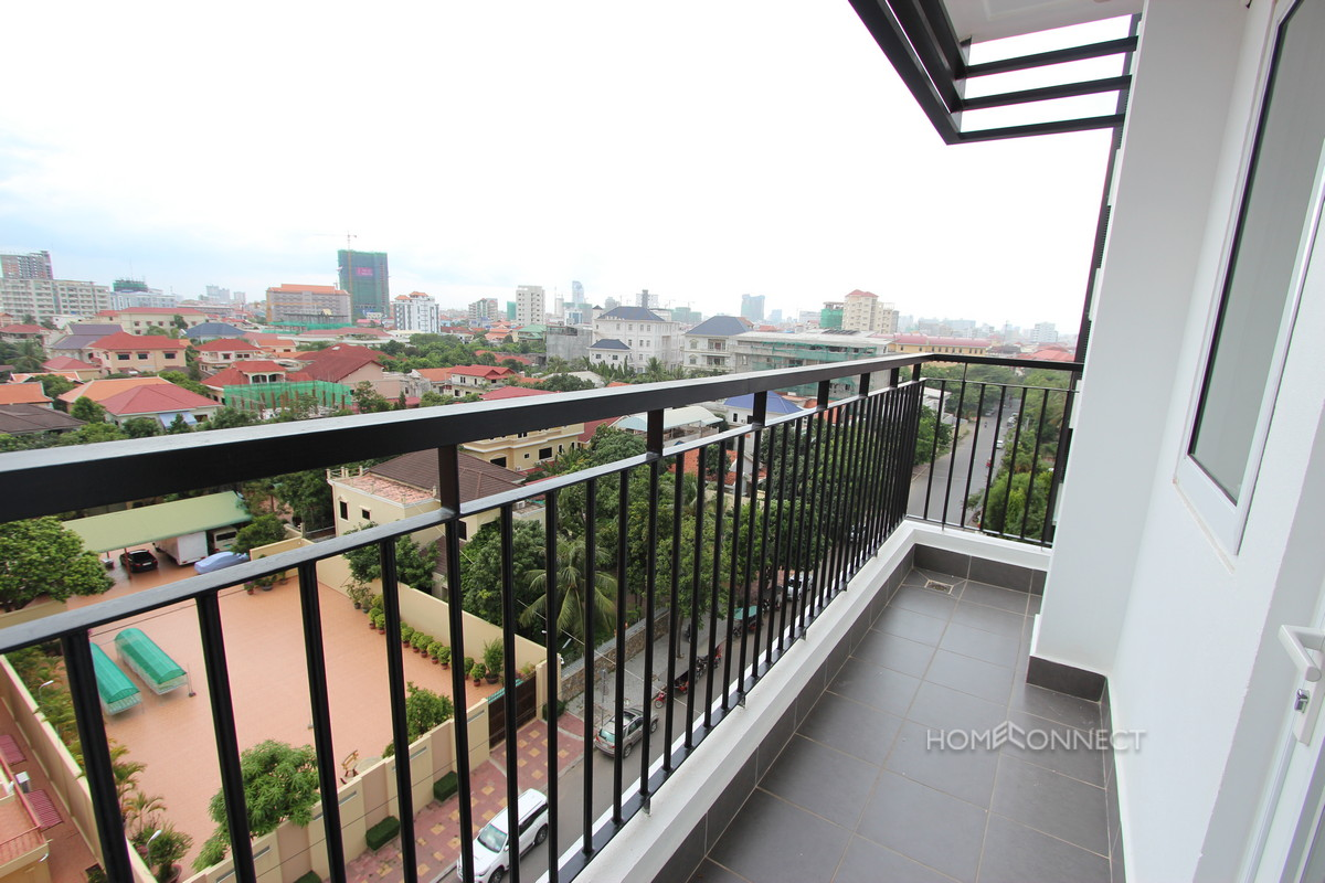 Newly Constructed Apartment in Toul Kork | Phnom Penh Real Estate