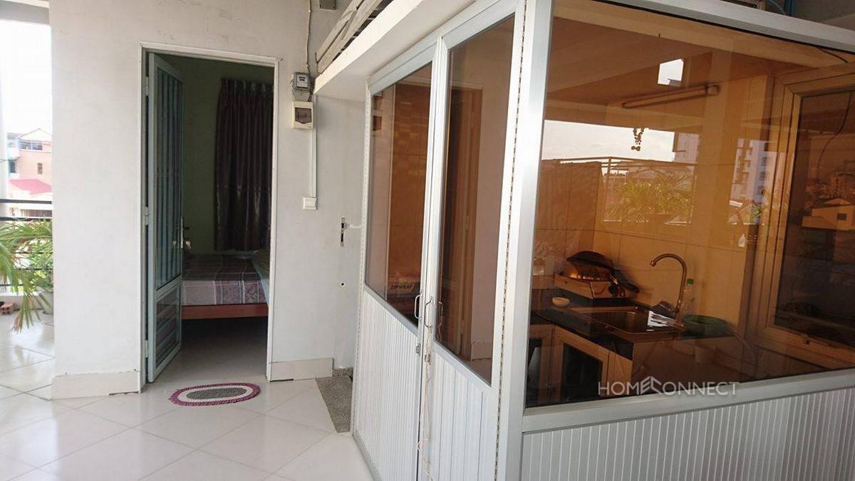 Budget Studio Apartment in Central Phnom Penh | Phnom Penh Real Estate