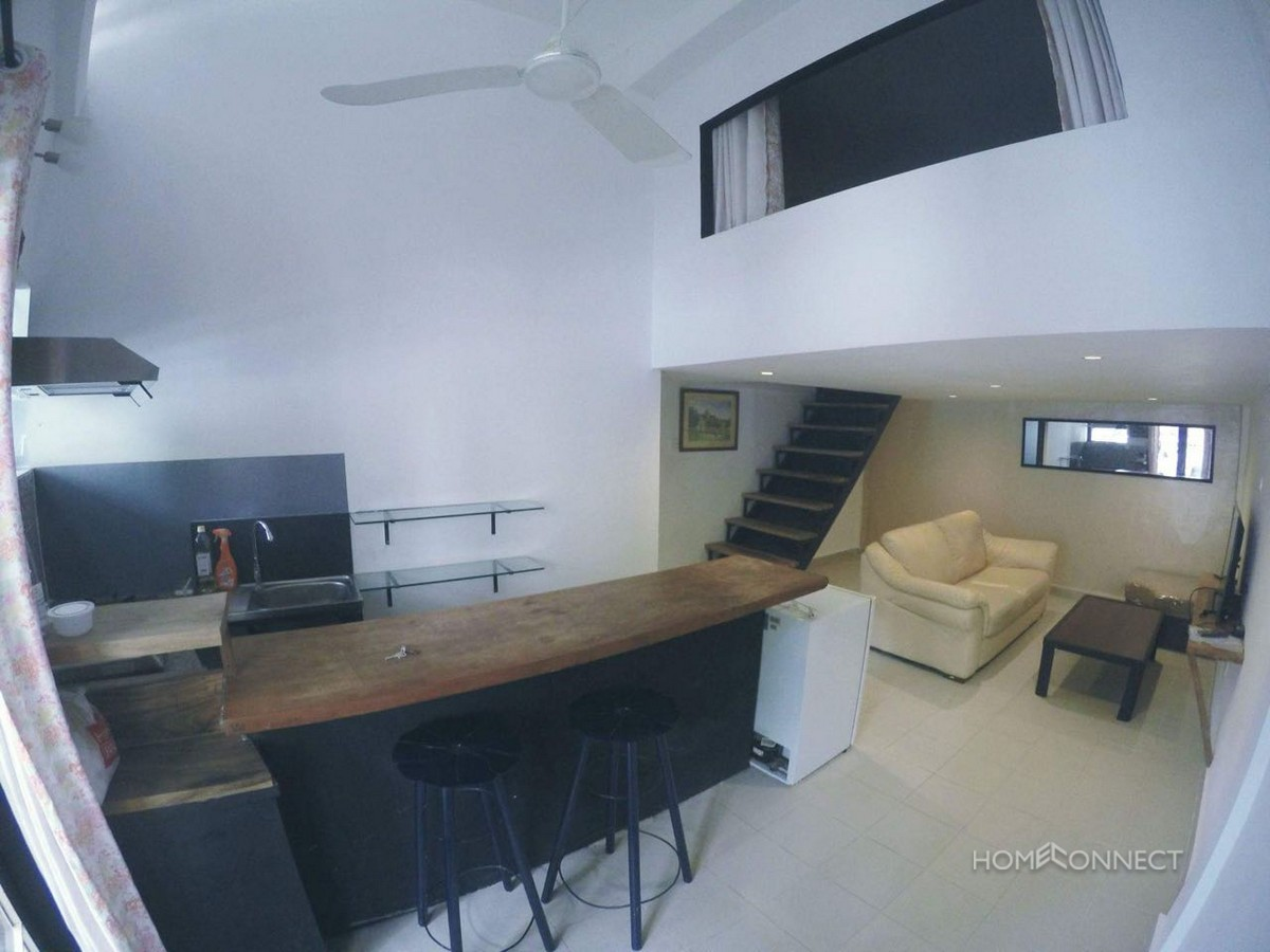 Renovated 1 Bedroom Apartment For Rent Beside The Royal Palace | Phnom Penh Real Estate