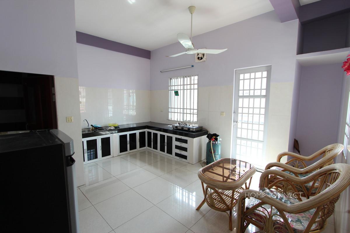 Pleasant and Affordable 1 Bedroom Apartment in BKK2   Phnom Penh Real Estate