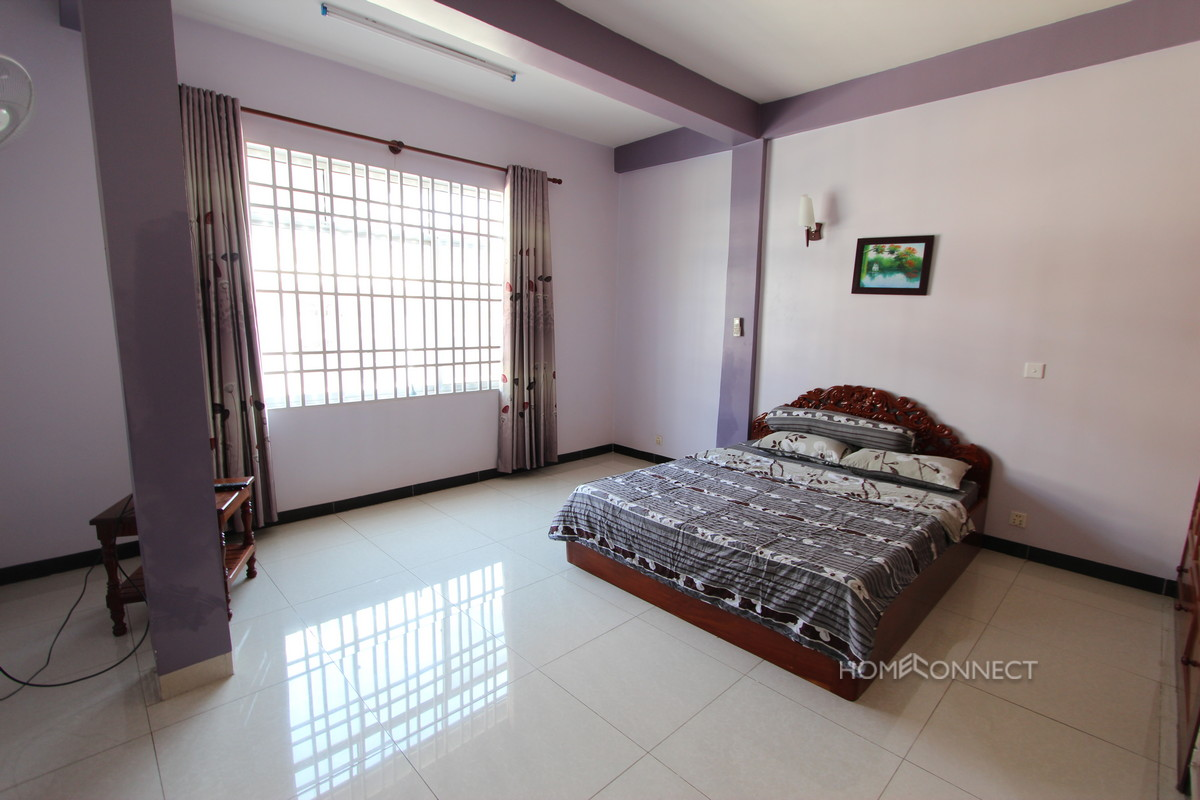 Pleasant And Affordable 1 Bedroom Apartment In Bkk2 Phnom Penh Apartments Villas Flats