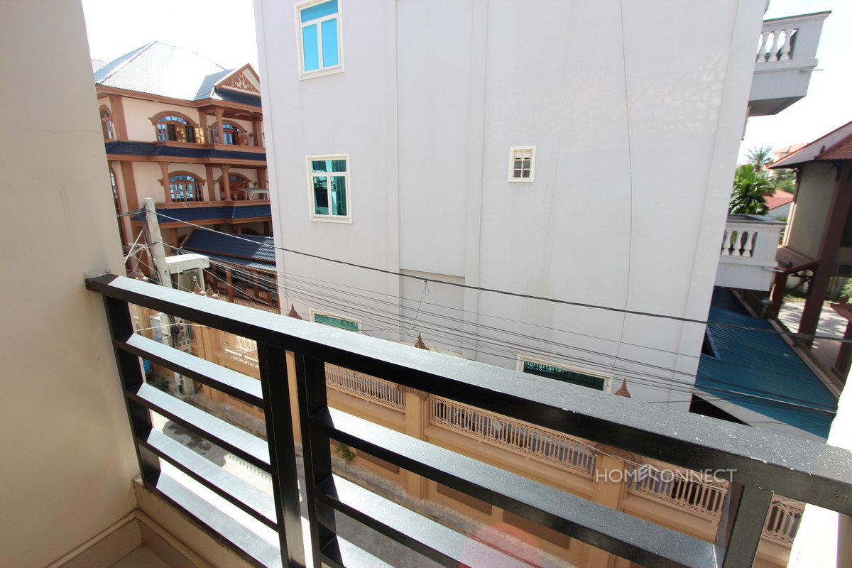 Cosy 1 Bedroom Apartment the West of Central Phnom Penh Real Estate
