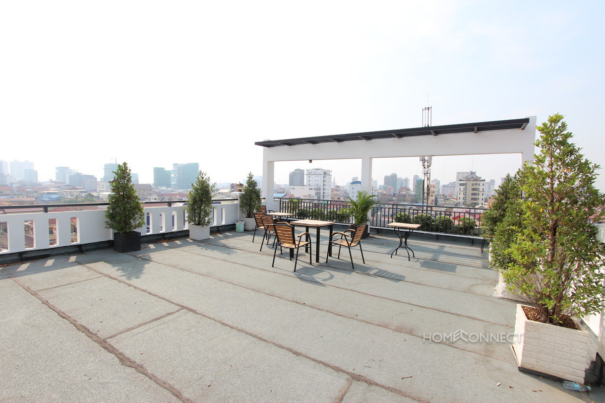 Comfortable 1 Bedroom Apartment in Central BKK3 | Phnom Penh Real Estate