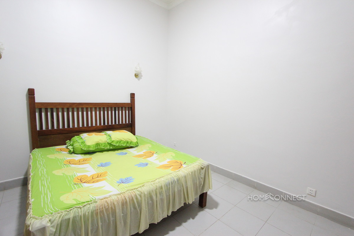 4 Bedroom Townhouse for Rent Near the Russian Market | Phnom Penh Real Estate