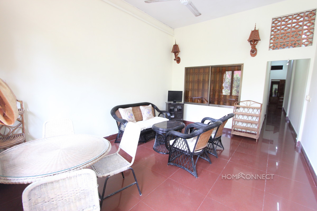 One Bedroom Apartment on the Riverside | Phnom Penh Real Estate