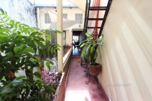 Large Terrace 2 Bedroom Apartment For Rent on Riverside   Phnom Penh Real Estate