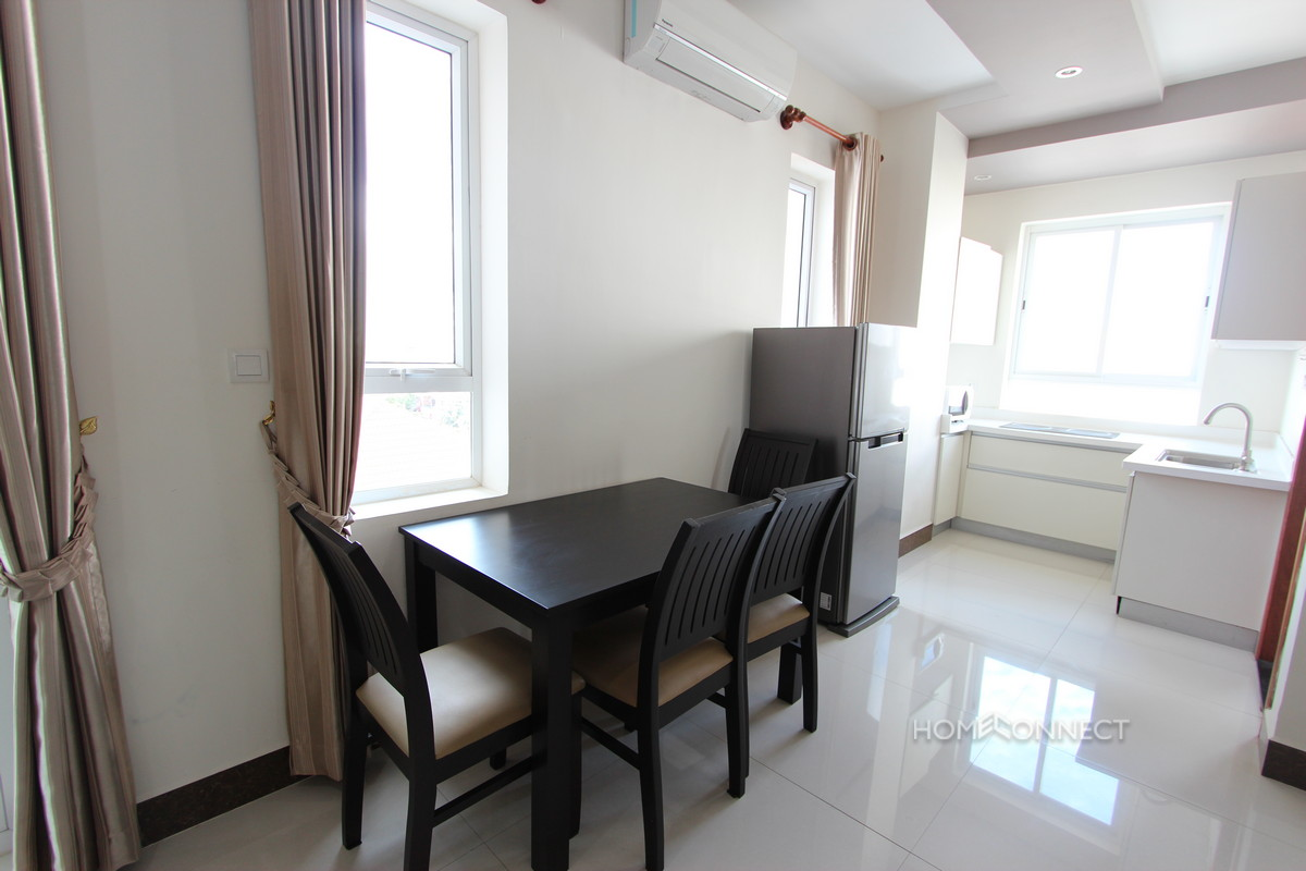 New Modern 2 Bedroom Apartment Close to Russian Market | Phnom Penh Real Estate