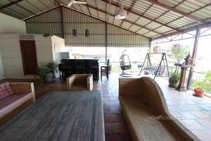 Huge Terrace 3 Bedroom Duplex For Sale in Daun Penh   Phnom Penh Real Estate