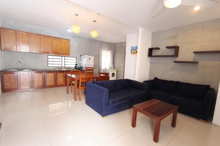 Modern Central 2 Bedroom Apartment For Rent In BKK1 | Phnom Penh Real Estate