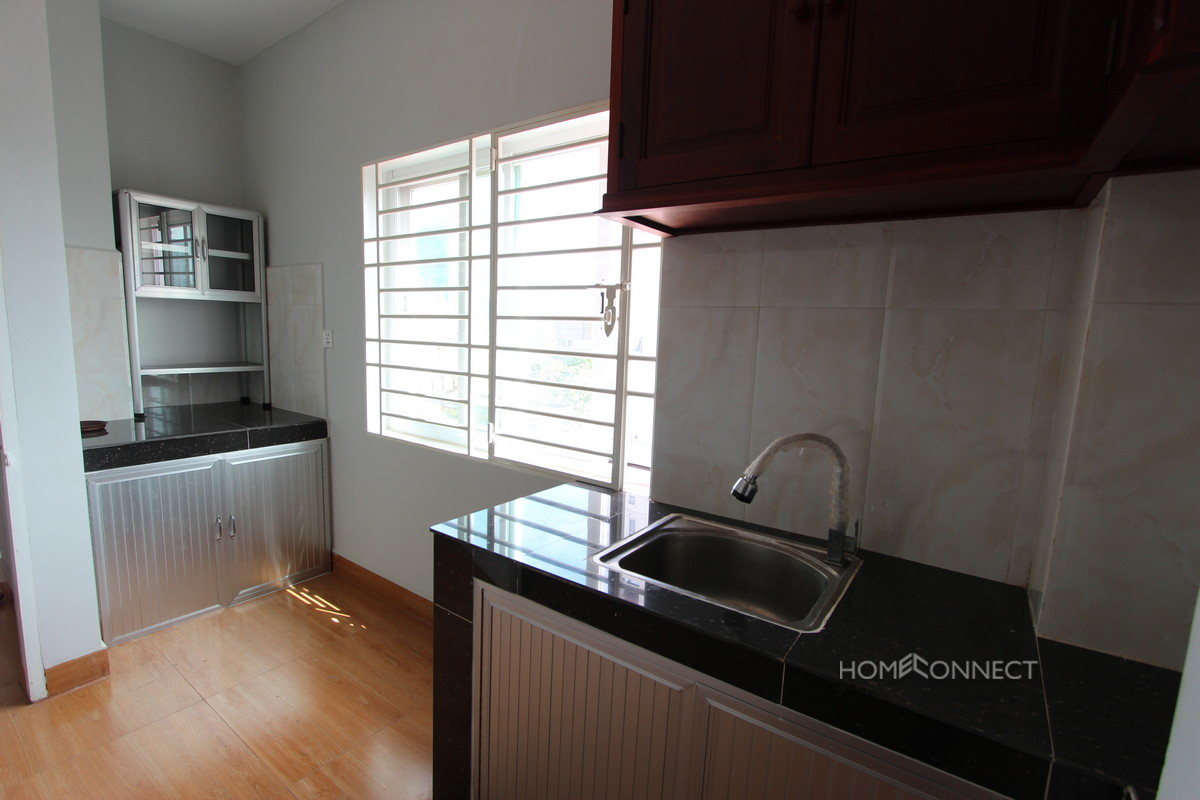 New 2 Bedroom Western Style Apartment Near Russian Market | Phnom Penh Real Estate