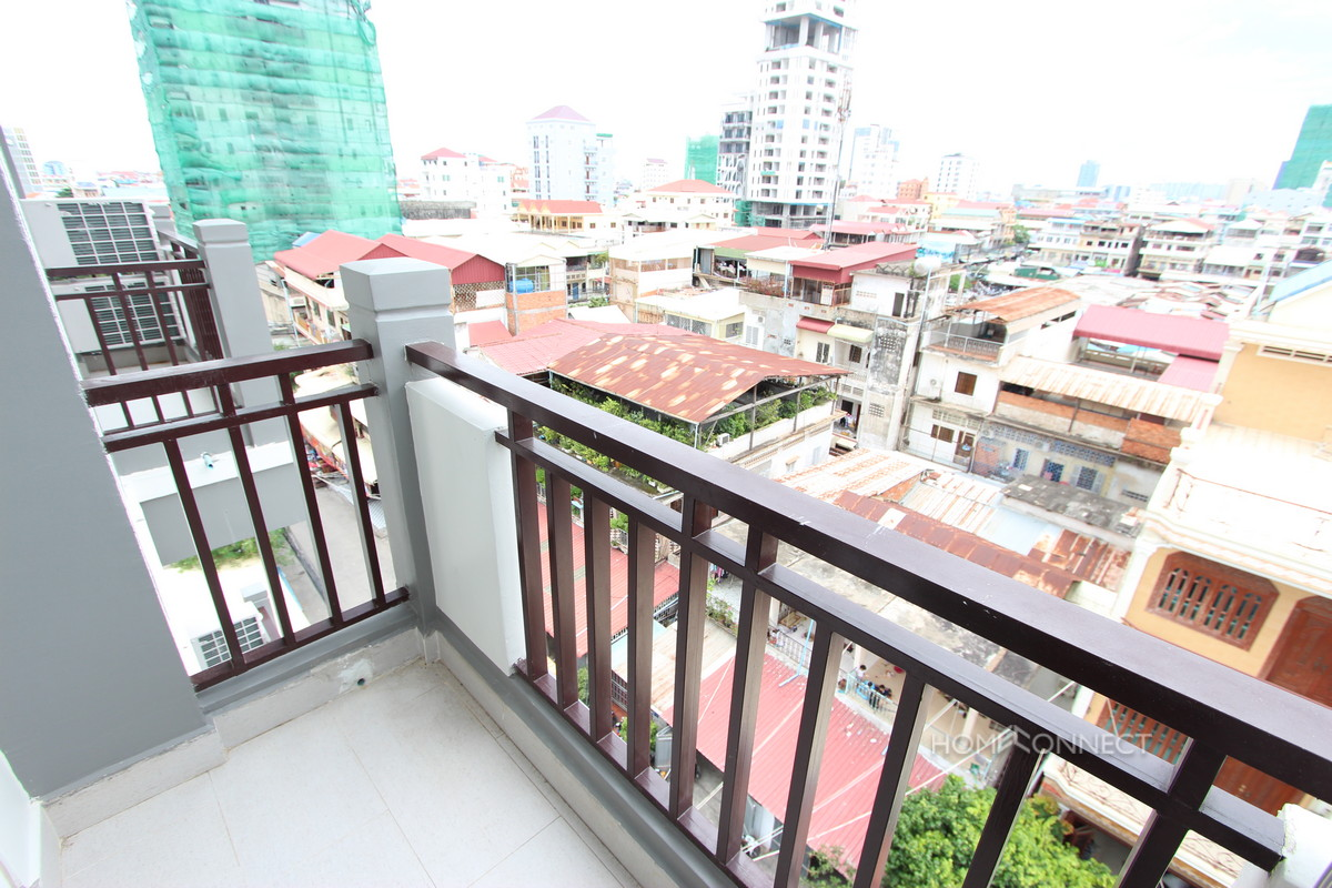 New 1 Bedroom 1 Bathroom Apartment in Toul Tom Poung Russian Market Area | Phnom Penh Real Estate
