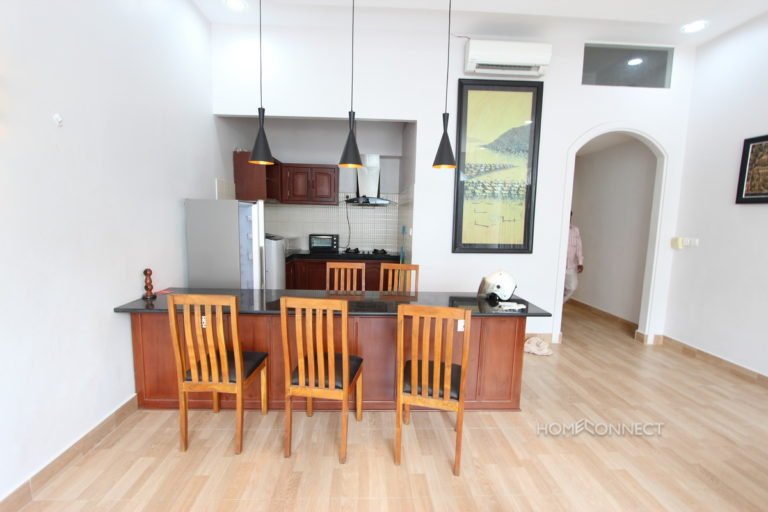 Western Style 1 Bedroom Apartment For Rent Near The National Museum | Phnom Penh Real Estate