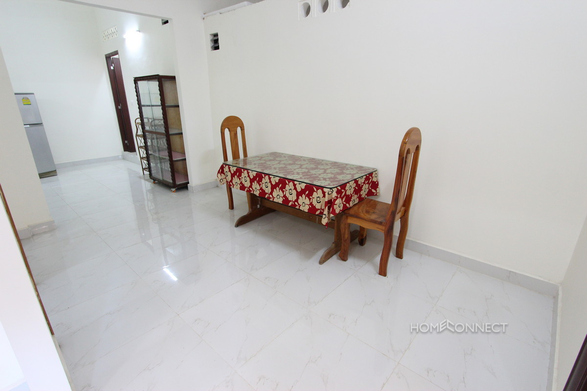 Cozy 2 Bedroom 2 Bathroom Apartment in BKK1   Phnom Penh Real Estate