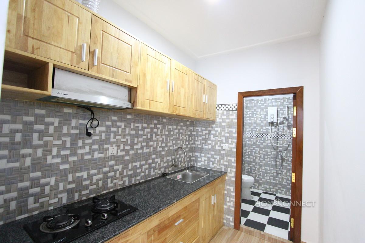 New Modern 1 Bedroom 1 Bathroom Apartment in Russian Market   Phnom Penh Real Estate
