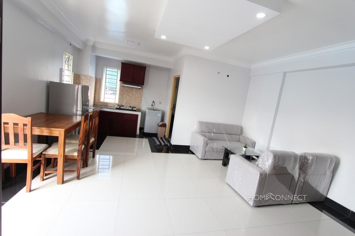 Modern 1 Bedroom 1 Bathroom Apartment in BKK3   Phnom Penh Real Estate
