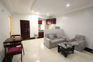 New Modern 1 Bedroom 1 Bathroom Apartment in BKK3 | Phnom Penh Real Estate