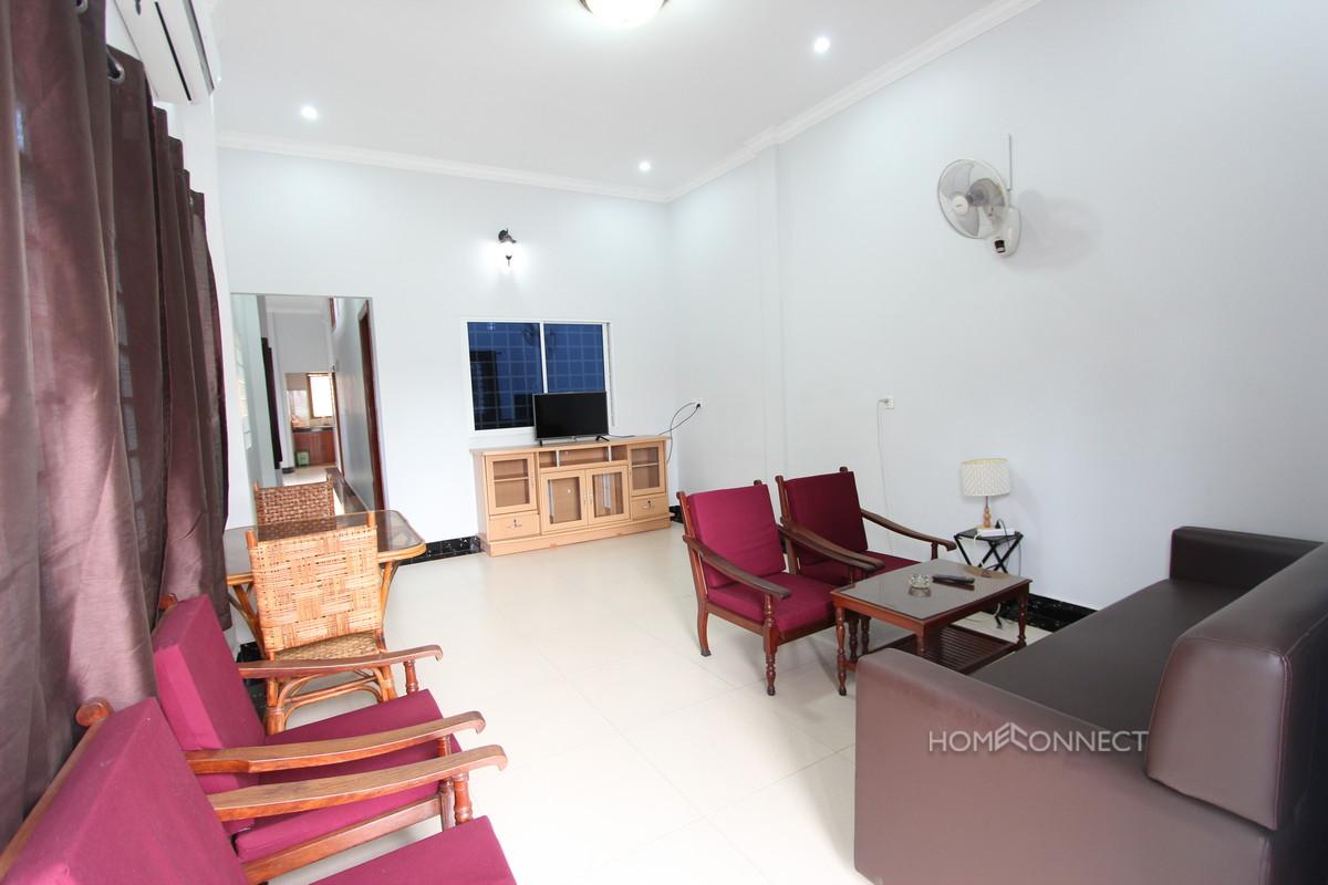 Budget 2 Bedroom 2 Bathroom Apartment in BKK3 | Phnom Penh Real Estate