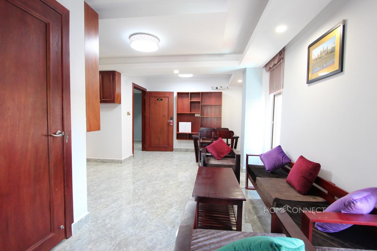 New Modern 1 Bedroom 1 Bathroom Apartment in Toul Sangke   Phnom Penh Real Estate