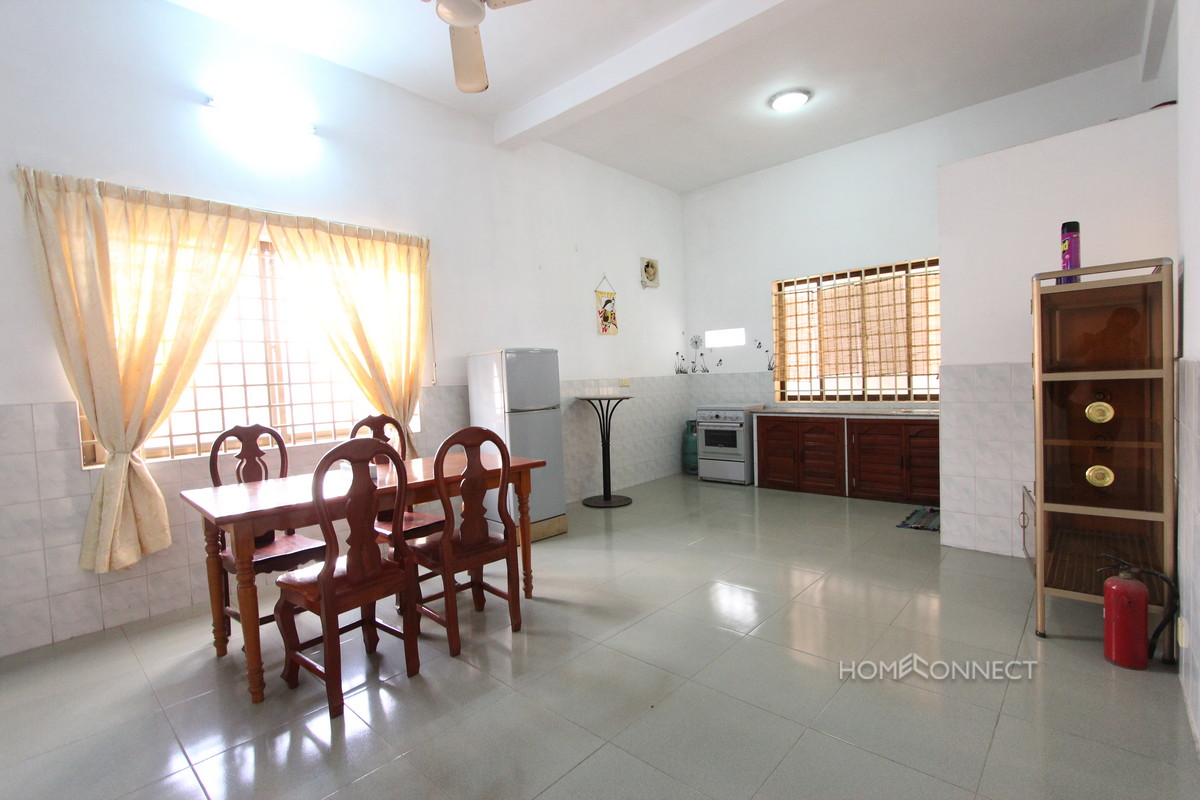 Huge Private Balcony 2 Bedroom 2 Bathroom Apartment in 7 Makara | Phnom Penh Real Estate