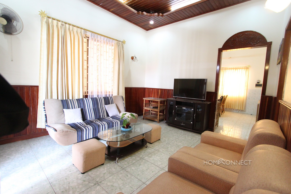 Large Private Terrace 2 Bedroom Apartment in 7 Makara | Phnom Penh Real Estate