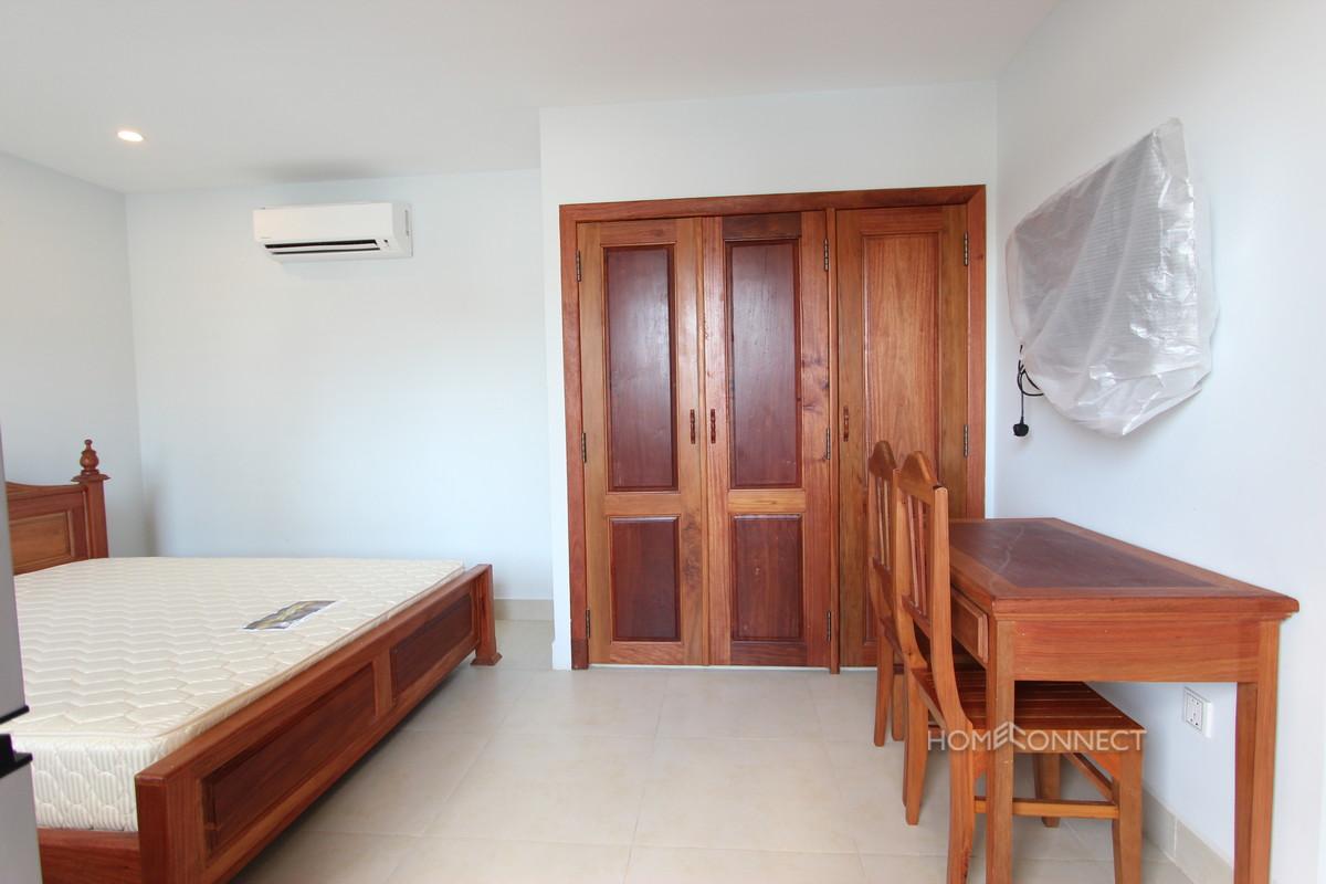 New Studio 1 Bedroom 1 Bathroom Apartment near Sovanna Mall | Phnom Penh Real Estate