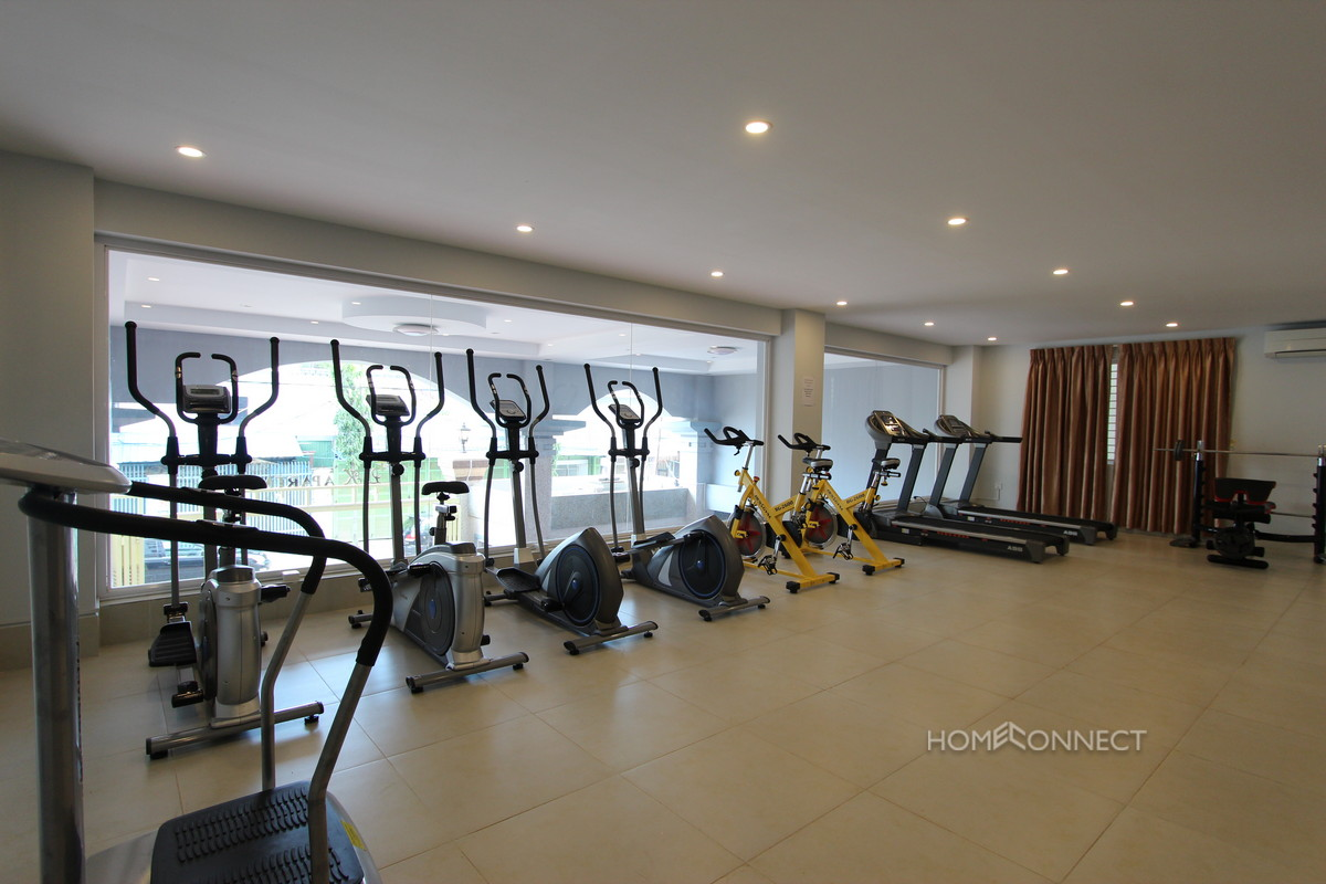 Spacious 1 Bedroom 1 Bathroom Apartment near Russian Hospital | Phnom Penh Real Estae