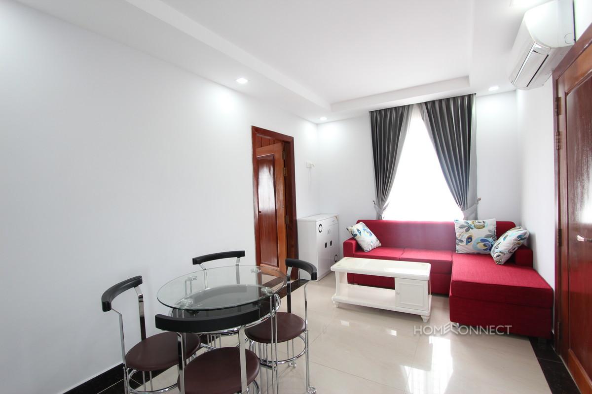 Modern 1 Bedroom 1 Bathroom Apartment in Russian Market | Phnom Penh Real Estate
