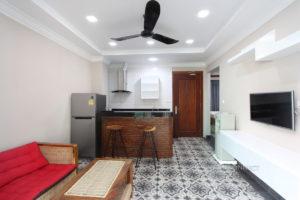 Modern 2 Bedroom 2 Bathroom Apartment For Rent in Daun Penh | Phnom Penh Real Estate