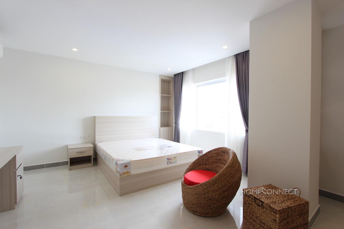 Modern Studio Apartment near Russian Market | Real Estate Phnom Penh