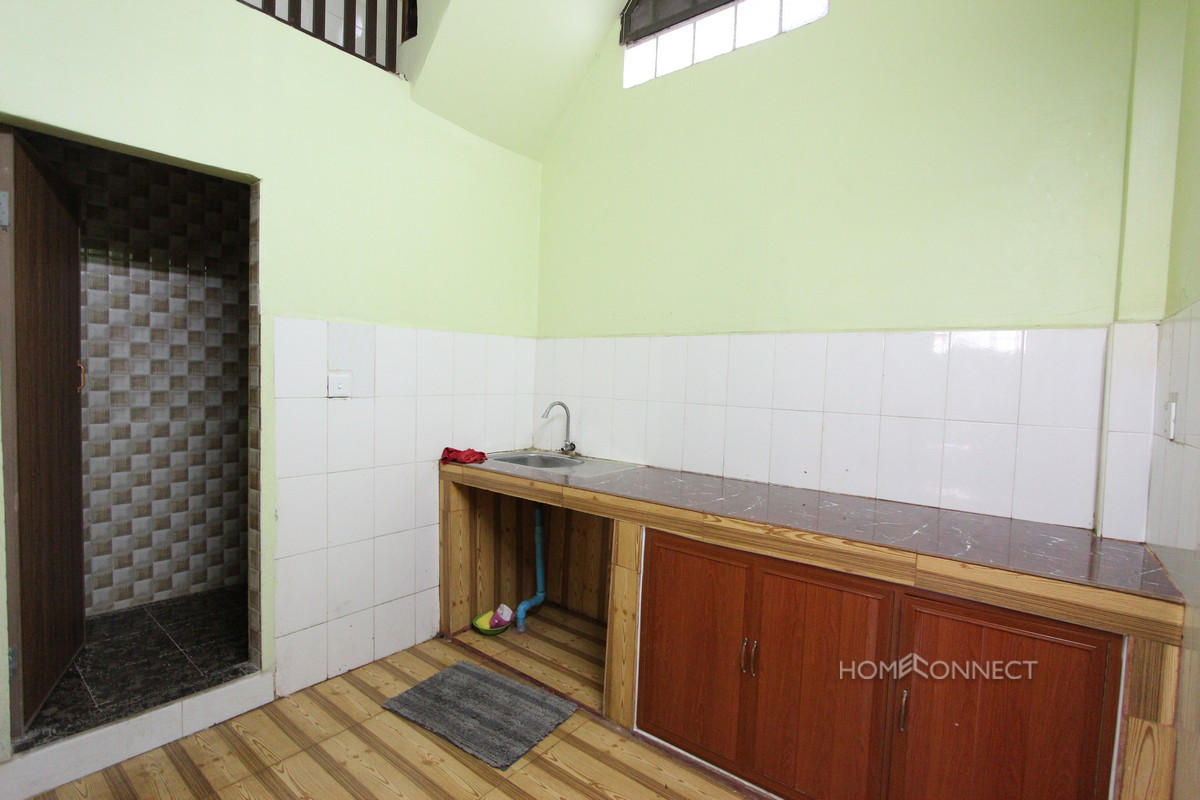 Colorful Budget Friendly 3 Bedroom 2 Bathroom Apartment in BKK3 for Rent | Phnom Penh Real Estate