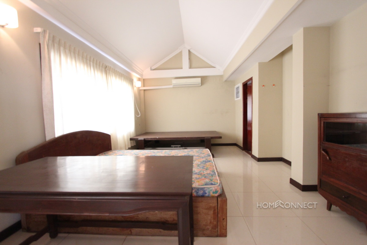 Private Pool Villa 4 Bedrooms and 4 Bathroom in Toul Kork   Phnom Penh Real Estate