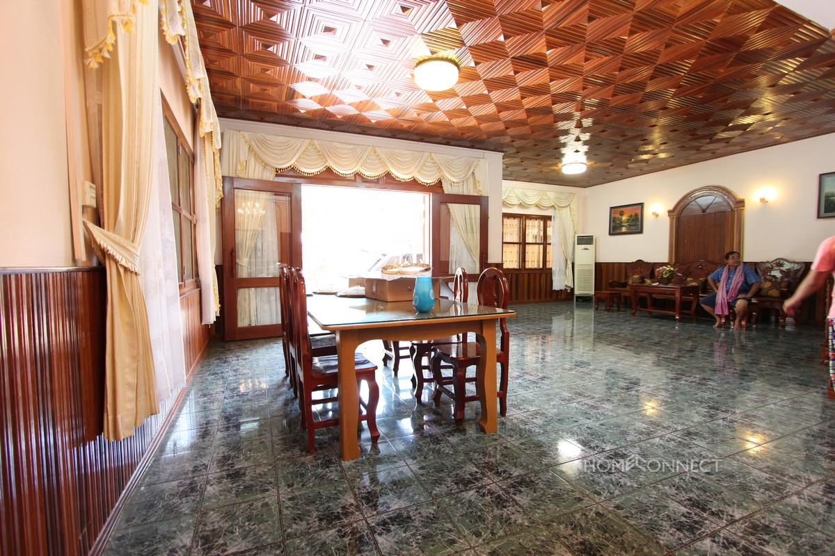 Spacious 6 Bedroom 7 Bathroom Villa in Toul Kork | Phnom Penh Real Estate