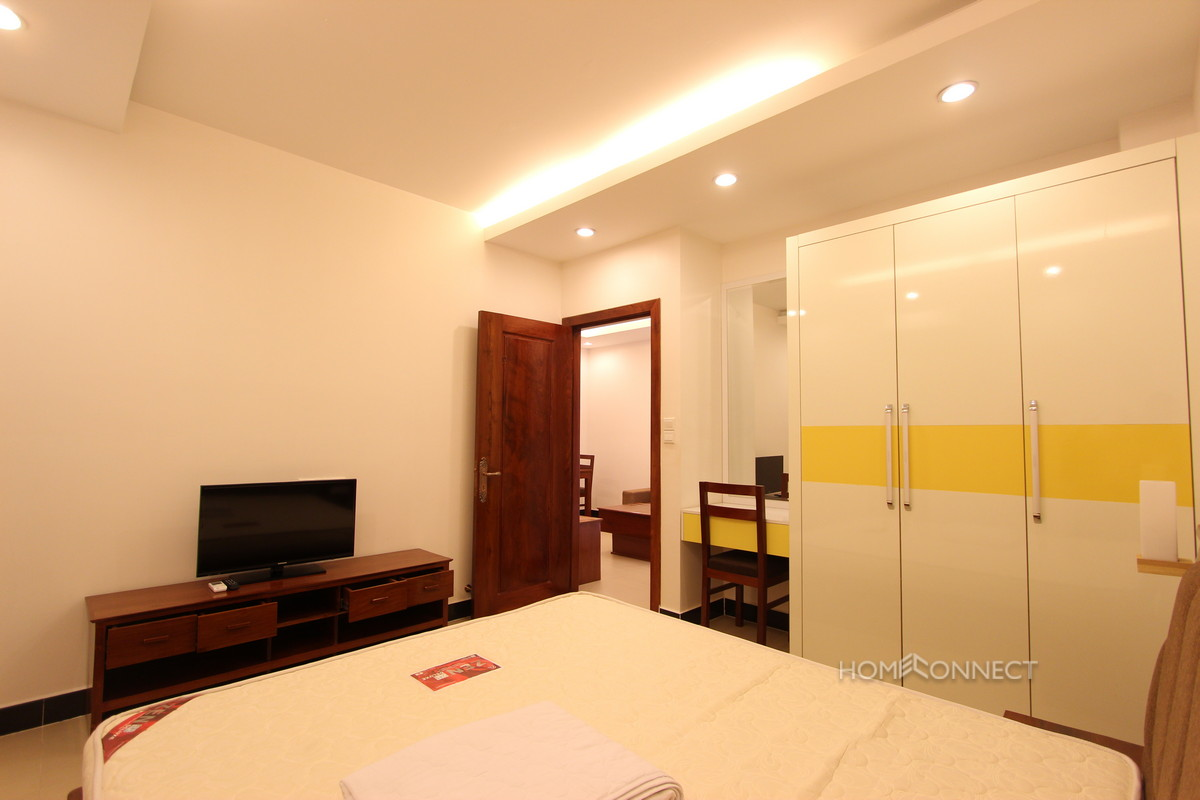 Serviced 1 Bedroom 1 Bathroom Apartment in Russie Keo | Phnom Penh Real Estate