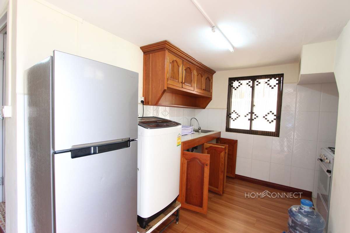 Cozy 1 Bedroom 1 Bathroom Apartment Near Independence Monument | Phnom Penh Real Estate