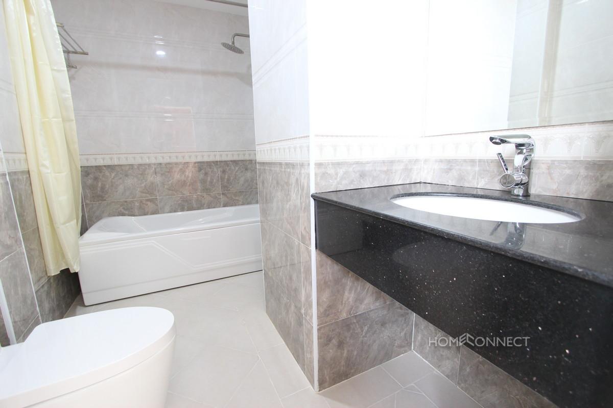 Brand New Modern 2 Bedroom 2 Bathroom Apartment Near Russian Market | Phnom Penh Real Estate